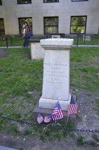 Paul Revere's Grave