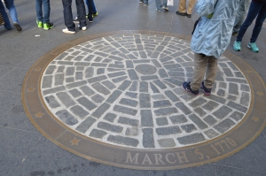 Boston Massacre Marker