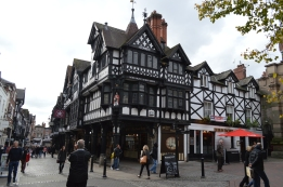 The Black & White Houses of Chester