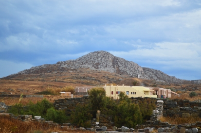 The Greek Islands of Mykonos and Delos  Still Current
