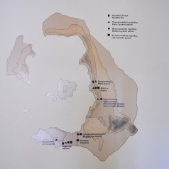 Santorini map