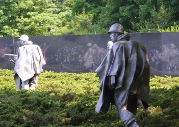 Koaren war Memorial three