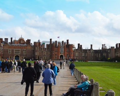 Hampton Court Palace two