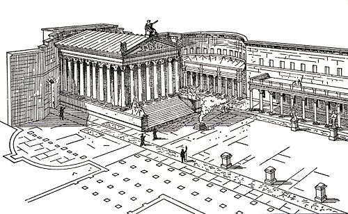 Forum_of_Augustus_drawing