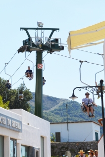 the Chairlift to the top