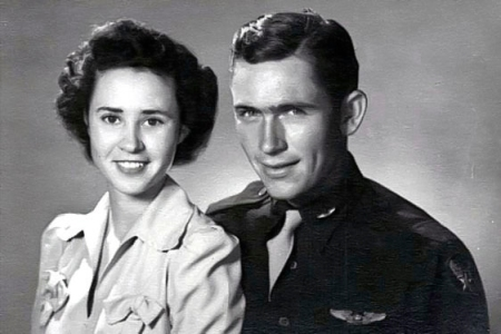 From love story to mystery to discovery, WWII widow remains devoted